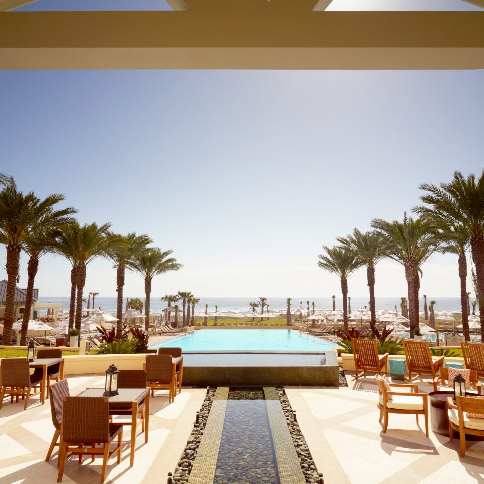 Elegant Lounge Pool Trip Ideas sky property Resort condominium restaurant home walkway plaza Villa hacienda palace swimming pool