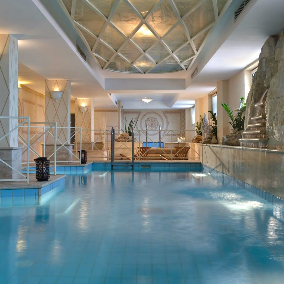 Elegant Luxury Pool swimming pool property thermae leisure centre Resort mansion swimming