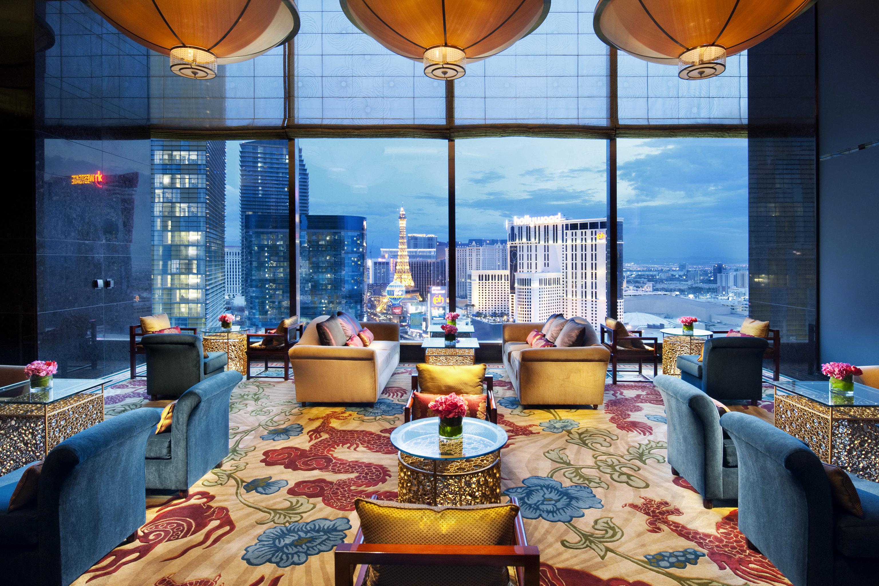 Elegant Luxury Resort Scenic views restaurant