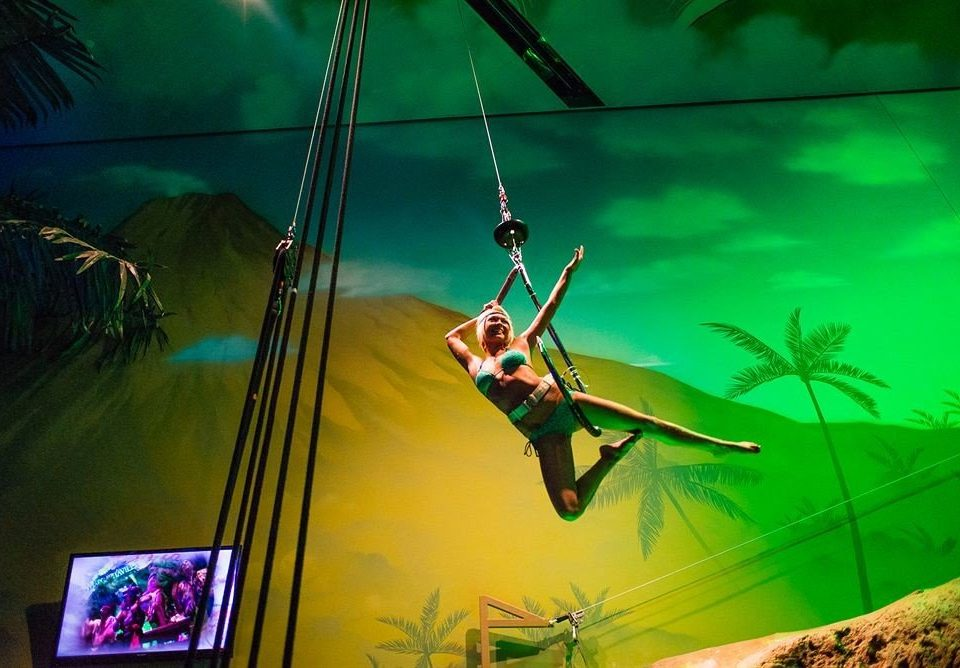 performance green performing arts Entertainment screenshot extreme sport Jungle