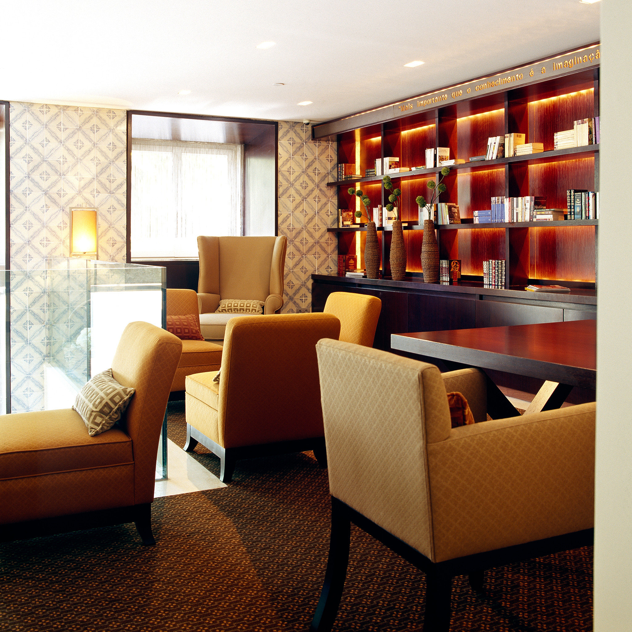 Entertainment Lounge Luxury Modern property living room Suite condominium home Lobby