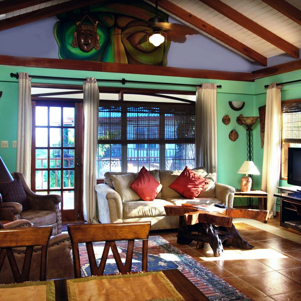 Entertainment Lounge Modern property living room home house Resort recreation room cottage Villa