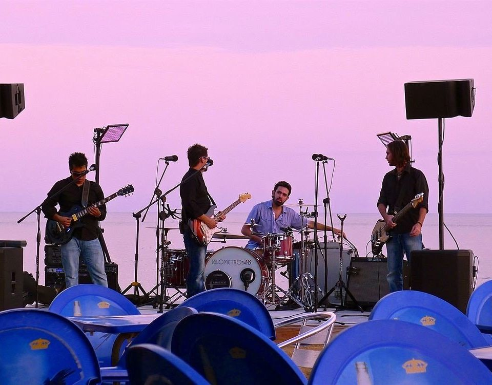 performance social group musician Music rock concert drums concert Entertainment drummer musical ensemble stage drum guitarist singing festival