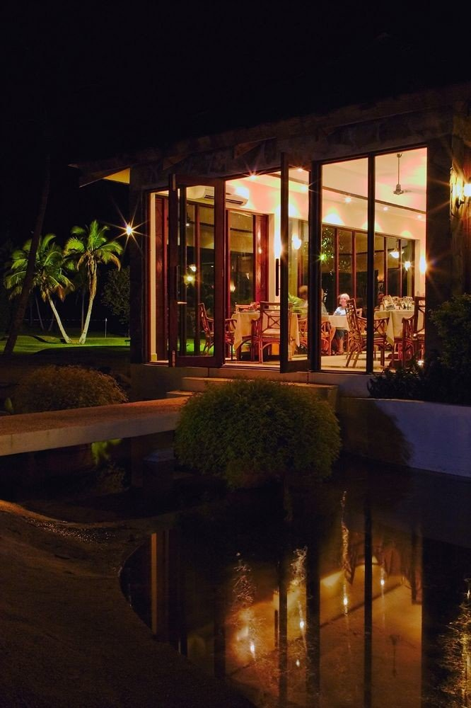 night light house evening lighting landscape lighting home restaurant