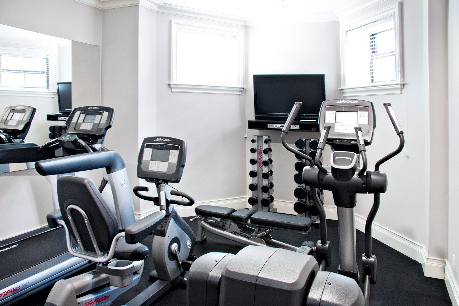structure sport venue gym exercise device