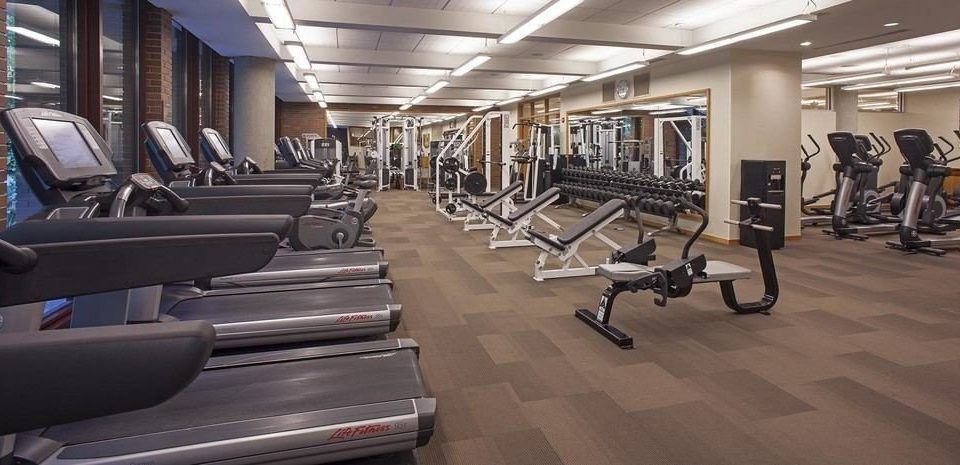 structure gym sport venue exercise device