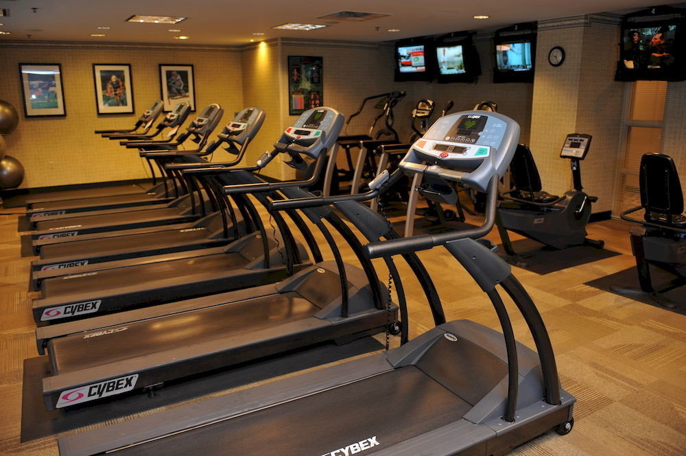 structure gym sport venue exercise machine recreation room exercise equipment physical fitness sports equipment