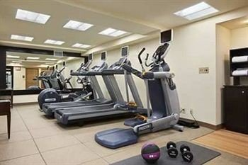 structure gym sport venue exercise machine exercise equipment