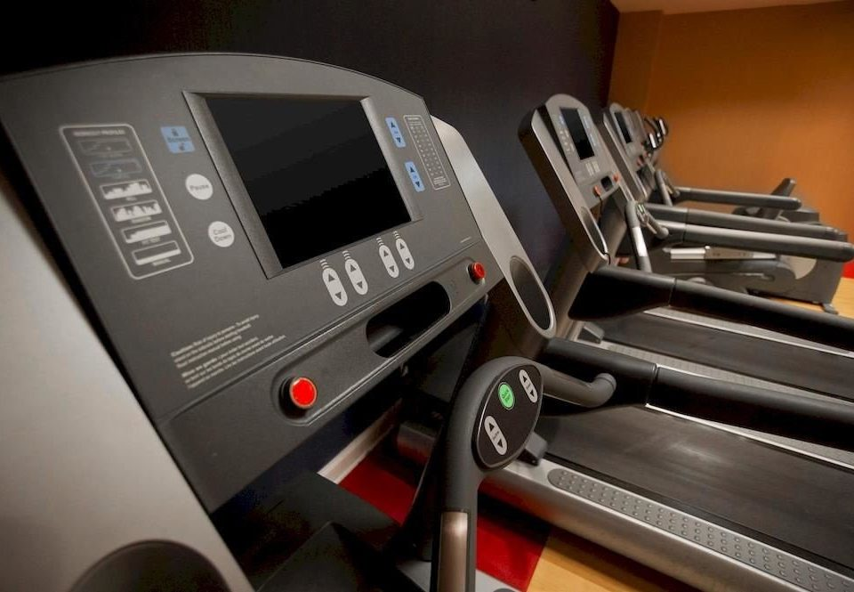 structure exercise machine exercise equipment sport venue treadmill sports equipment
