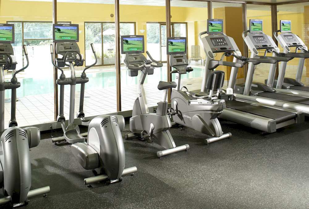 structure gym sport venue leisure centre leisure exercise machine