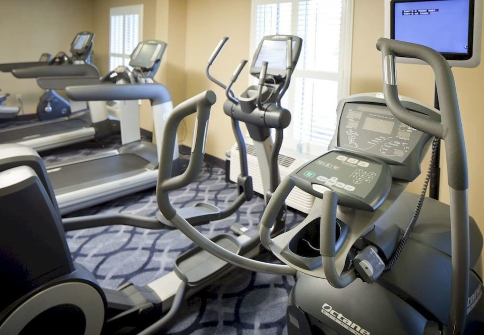 structure gym sport venue exercise machine office