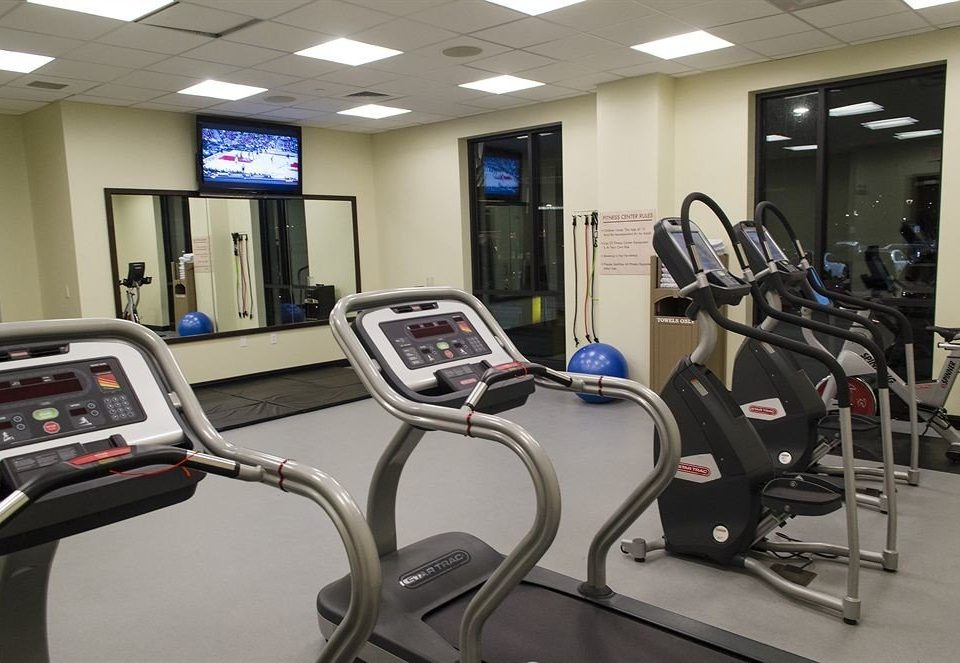 structure gym office sport venue exercise machine
