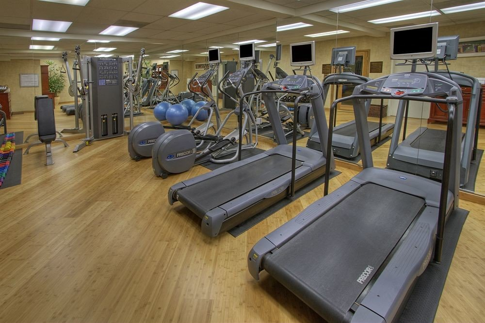 structure gym sport venue exercise machine physical fitness