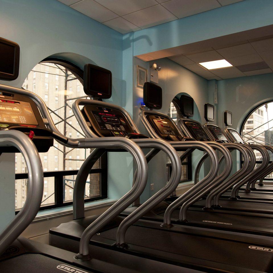 structure sport venue gym exercise machine public transport