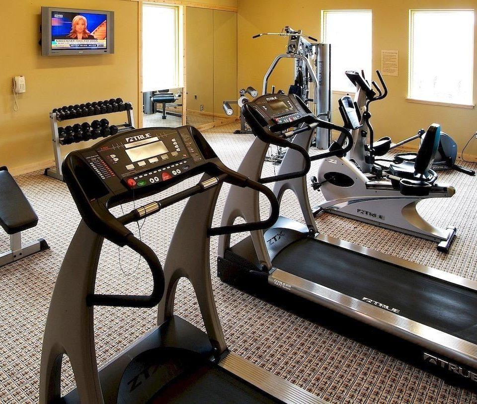 structure sport venue gym exercise machine