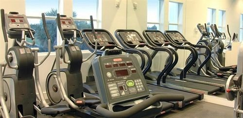structure gym sport venue exercise machine