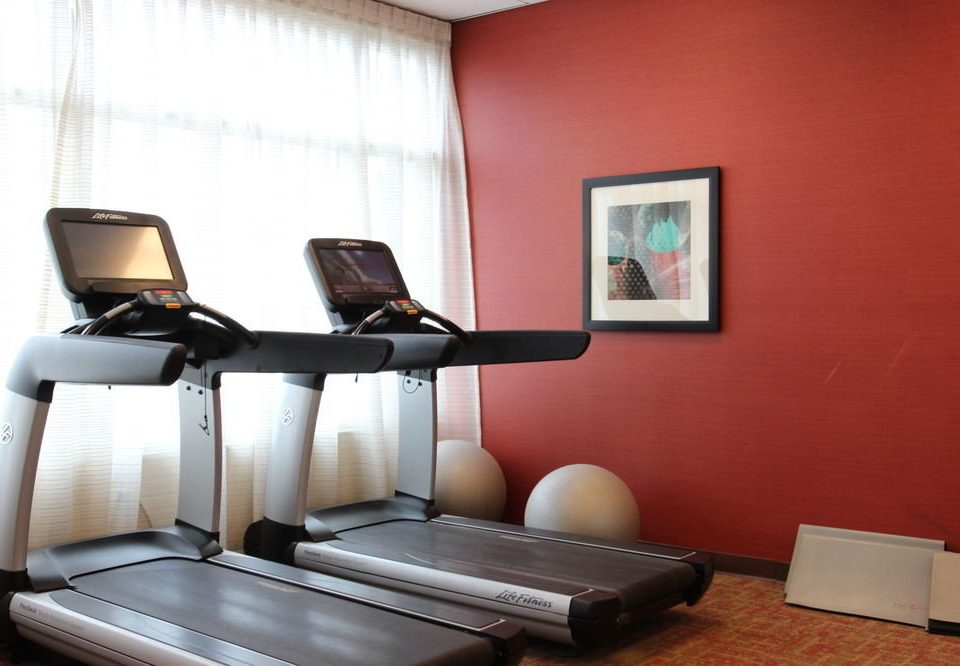 structure sport venue exercise machine