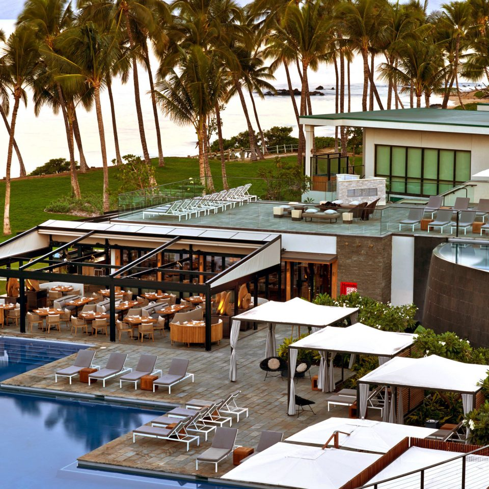 Exterior Grounds Honeymoon Hotels Luxury Pool Romance Romantic tree leisure Resort swimming pool restaurant dock plaza marina condominium Villa