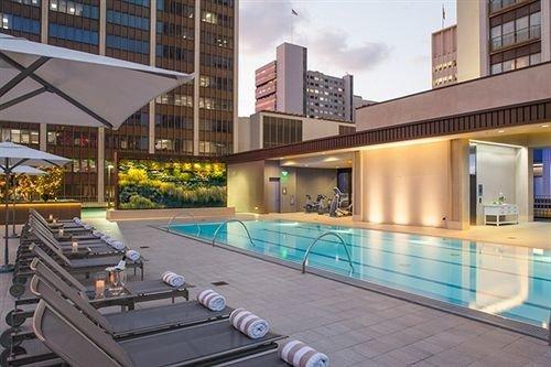 Exterior Hot tub/Jacuzzi Lounge Pool building swimming pool condominium property leisure leisure centre Resort plaza
