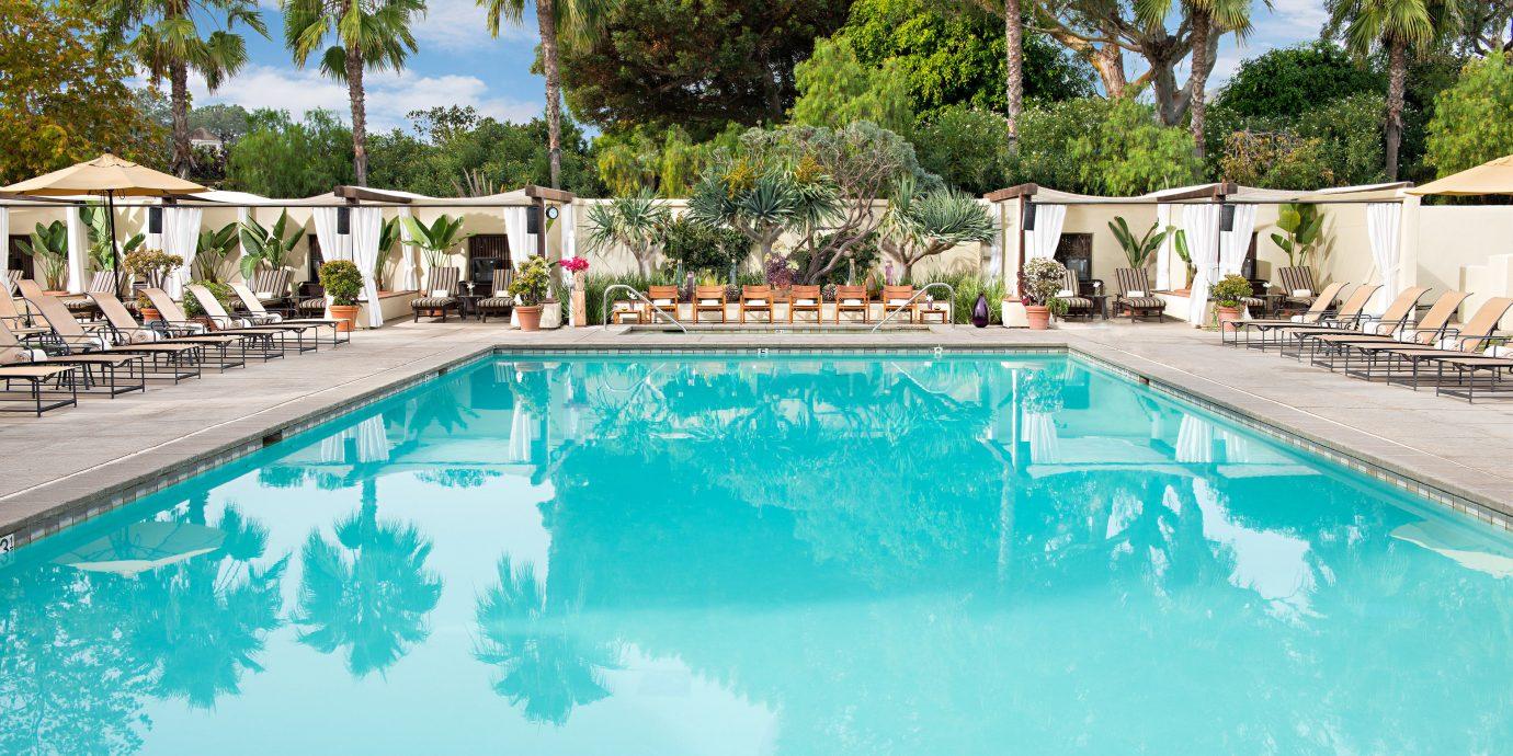 Exterior Hotels Pool Resort Trip Ideas tree swimming pool property leisure Villa resort town backyard swimming