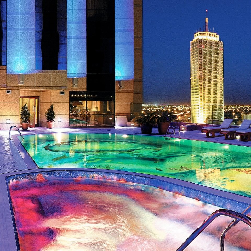 Exterior Lounge Luxury Modern Pool swimming pool Resort screenshot plaza