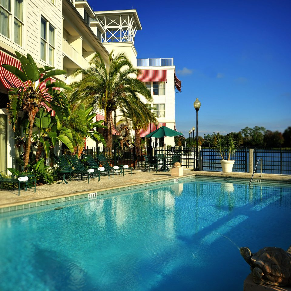 Exterior Lounge Luxury Pool leisure swimming pool property Resort condominium