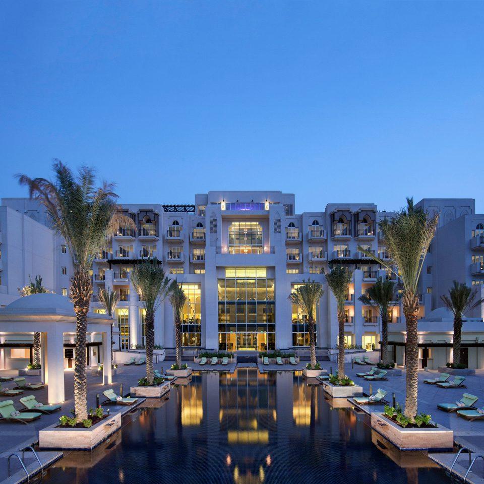 Exterior Lounge Luxury Pool sky property Resort marina condominium plaza residential area dock home cityscape palace mansion