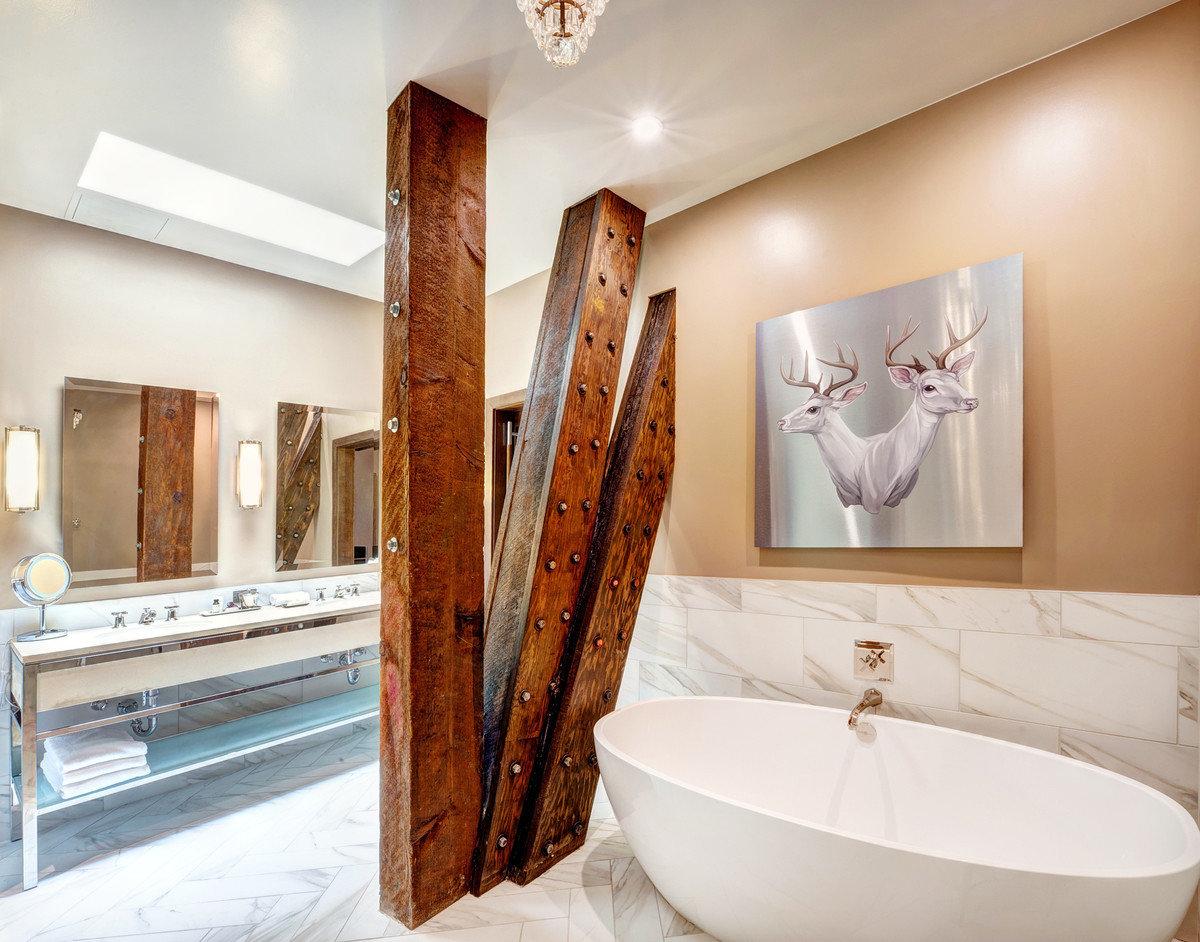 Trip Ideas Weekend Getaways Winter wall indoor room bathroom interior design ceiling floor flooring plumbing fixture interior designer