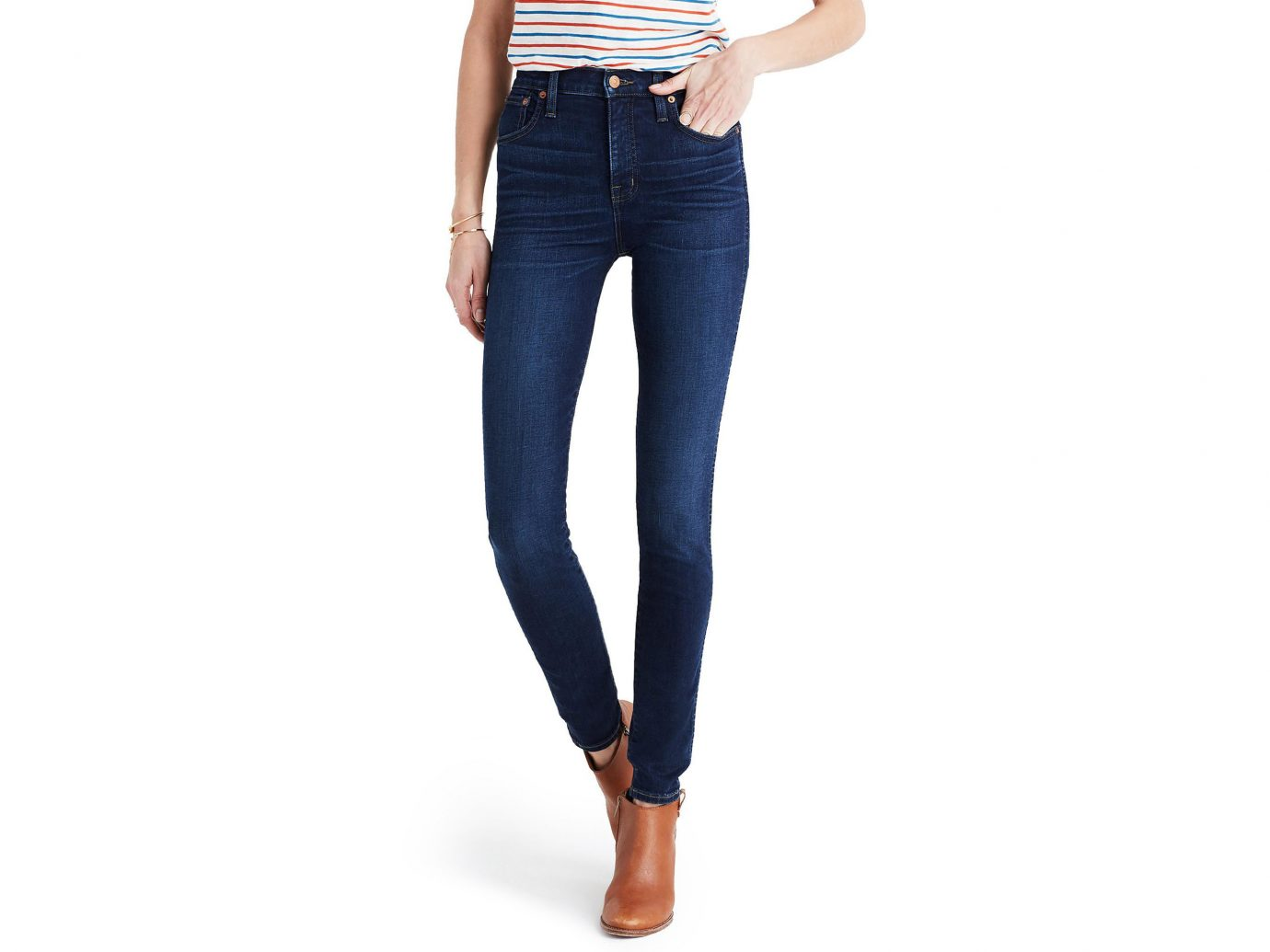 France Style + Design Travel Shop clothing jeans denim waist trouser electric blue joint trousers leggings abdomen trunk pocket