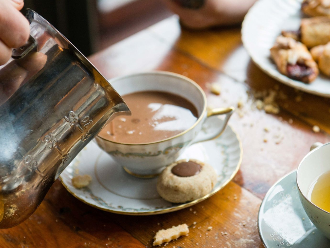 Arts + Culture Food + Drink Hotels Weekend Getaways food plate dish cuisine breakfast tea flavor finger food meal brunch beverage