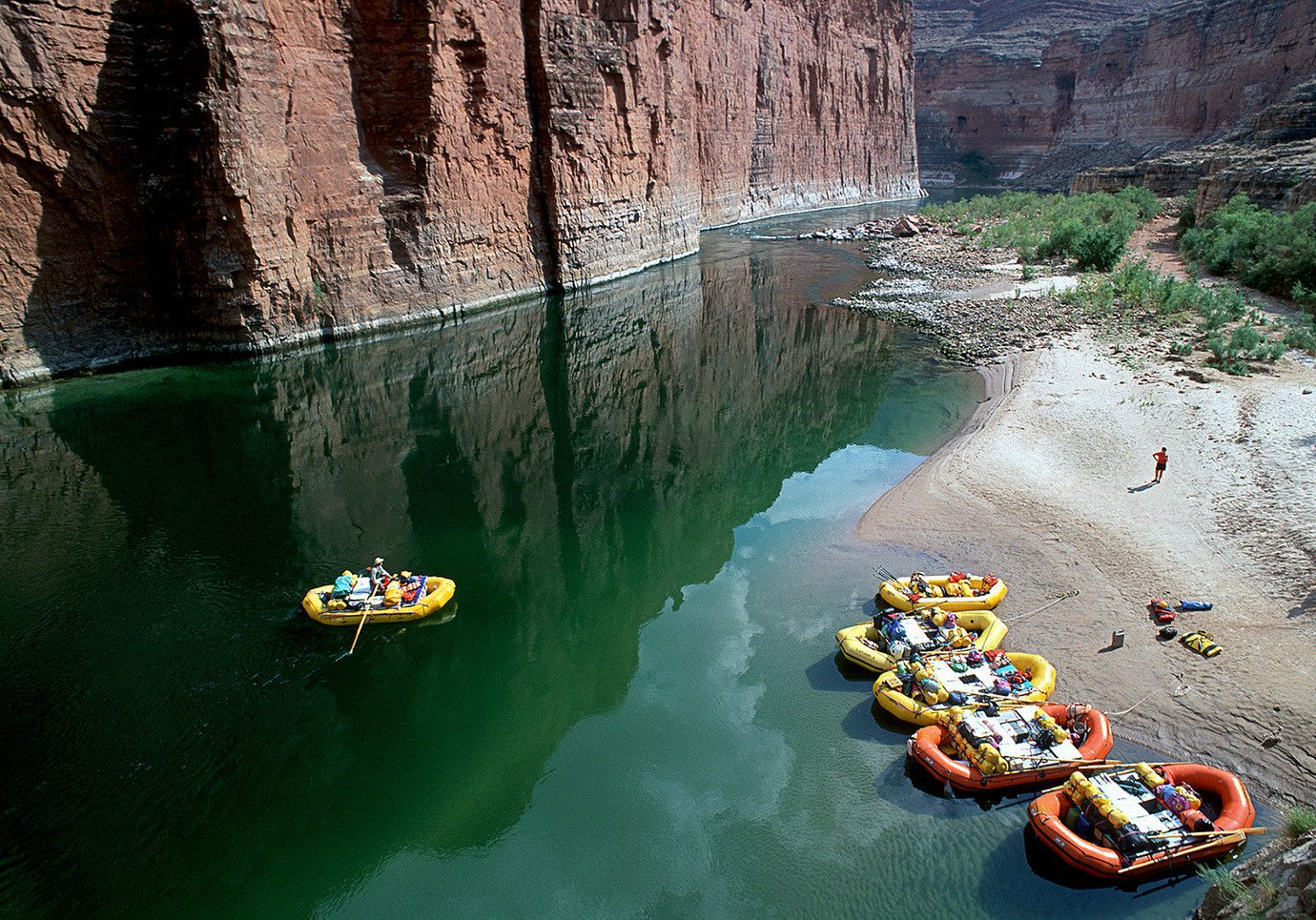 Adventure Countryside Historic Landmarks landscape national park Natural wonders Nature Outdoor Activities Outdoors Raft River Sport Trip Ideas western valley water boating Boat vehicle rapid waterway canyon water sport colored