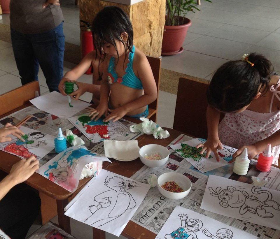 art day community child Family