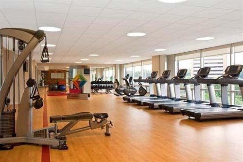 Family structure gym property sport venue leisure centre condominium hard