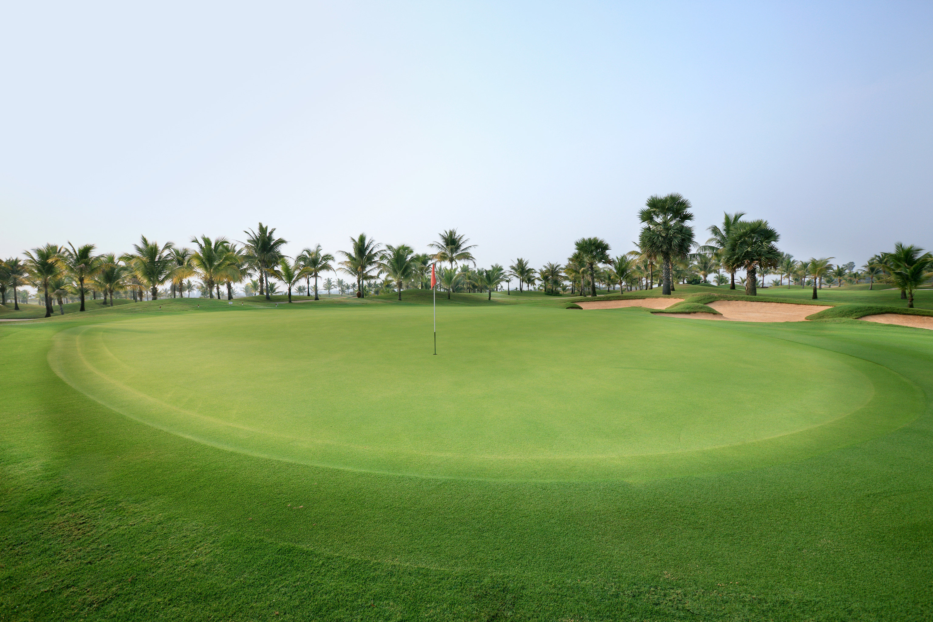 Family Fitness Golf Outdoor Activities Outdoors Play Resort Sport Wellness grass sky structure green sport venue athletic game field baseball field pitch and putt golf course lawn golf club sports grassland baseball park soccer specific stadium stadium grassy lush day