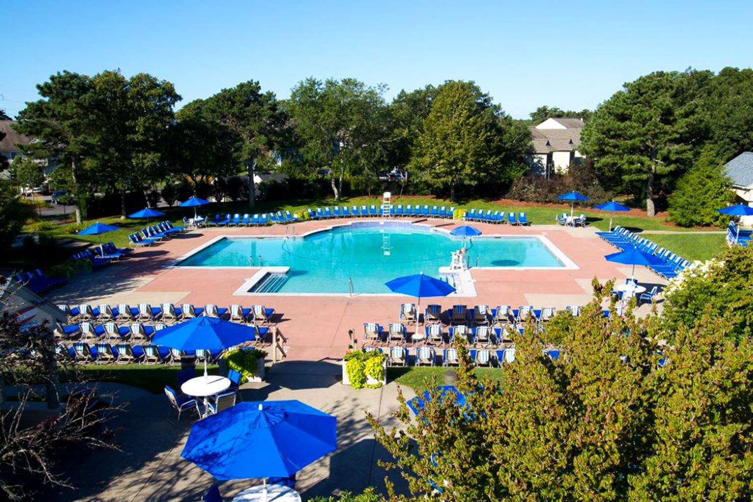 Family Grounds Pool Resort tree sky leisure swimming pool amusement park Water park park day
