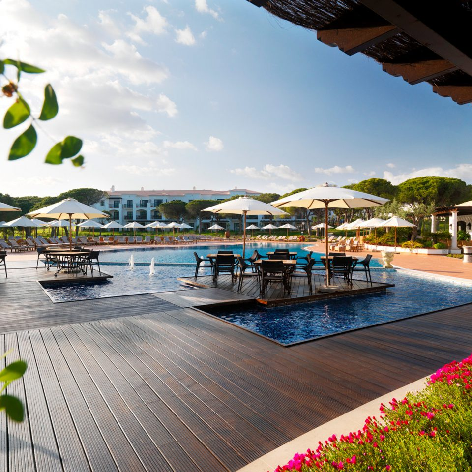 Family Hotels Patio Play Pool Resort sky leisure property swimming pool walkway plaza condominium