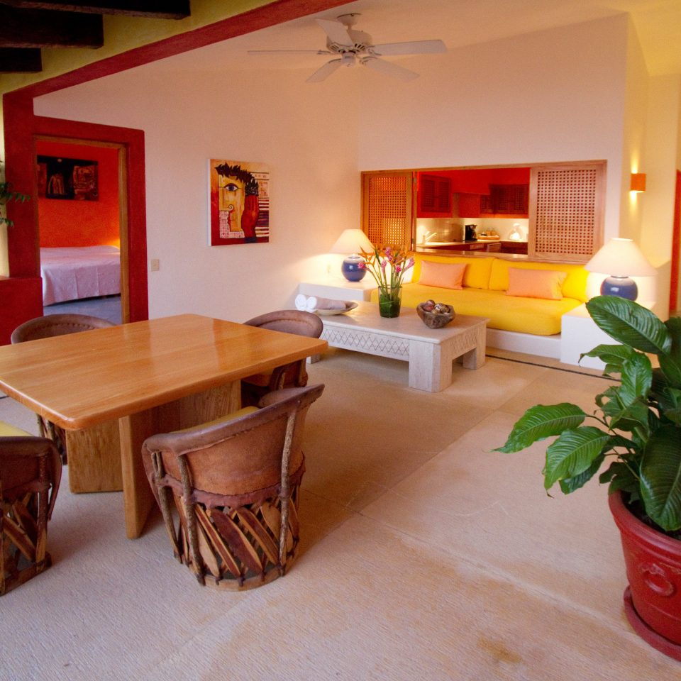 Family Island plant property house home Villa cottage living room Suite hacienda restaurant
