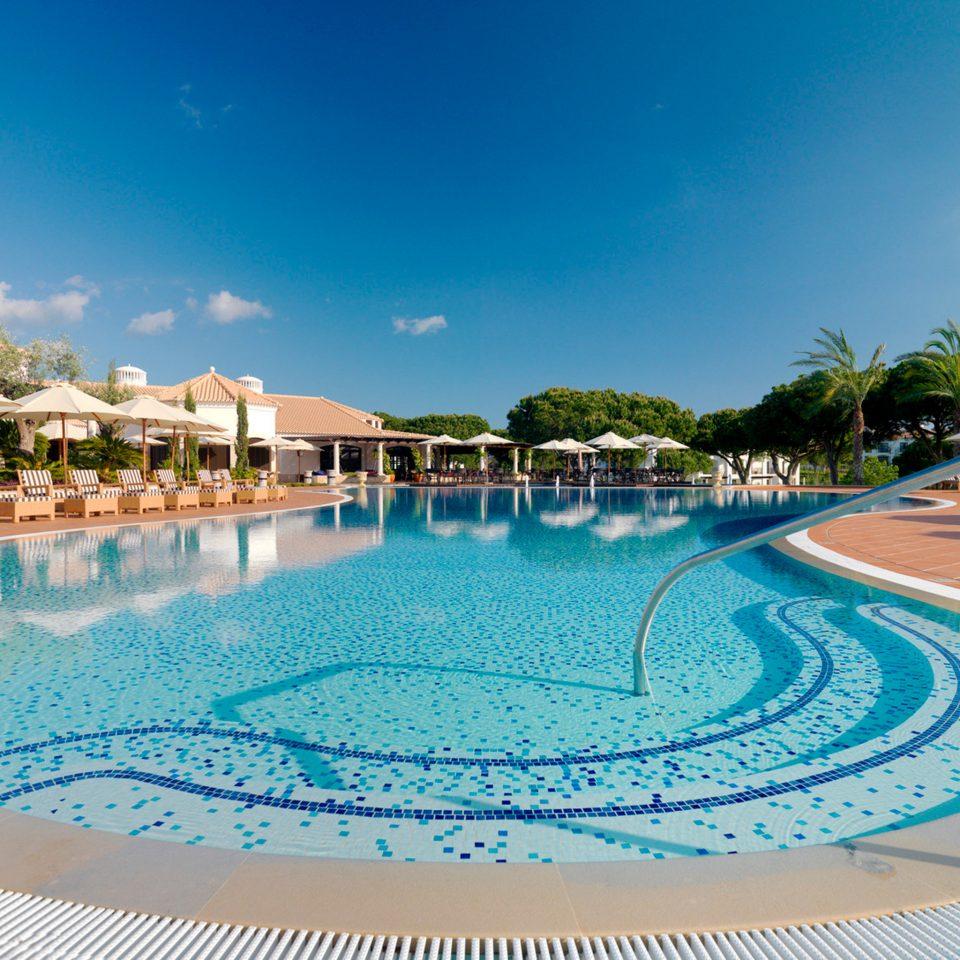Family Play Pool Resort sky swimming pool leisure property resort town Lagoon caribbean condominium Water park shore
