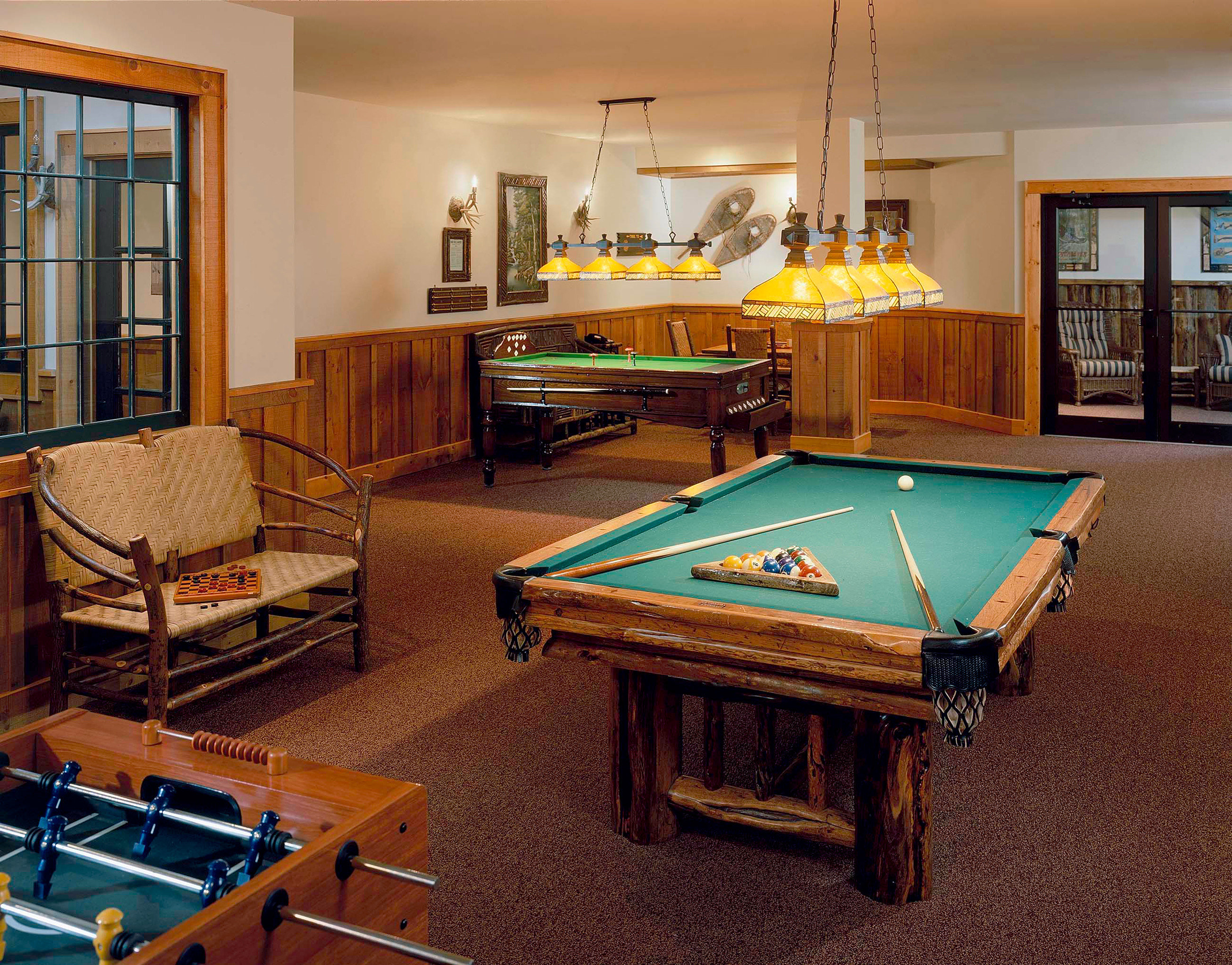 Family Lounge Play billiard room recreation room property billiard table