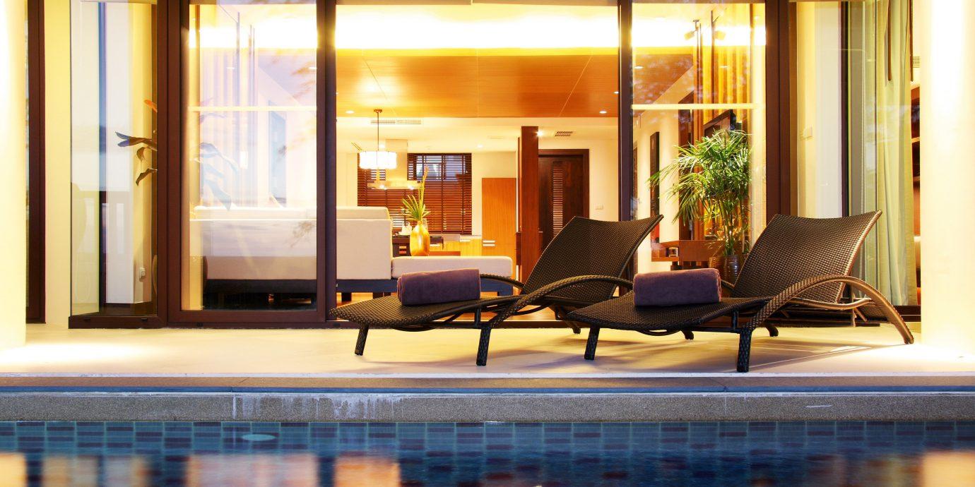 Family Patio Pool Resort living room home condominium