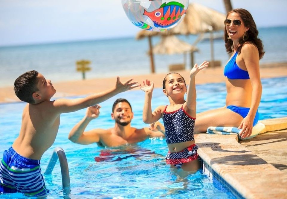 Family Play Pool Resort water leisure swimming pool swimsuit Water park swimming