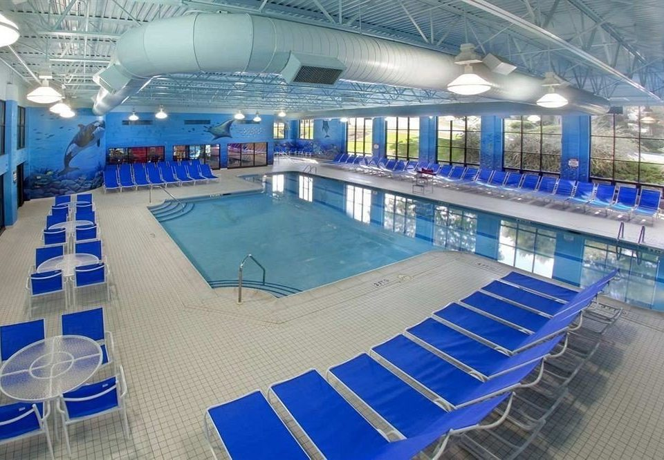 Family Pool swimming pool leisure structure blue sport venue leisure centre swimming Water park arena convention center Resort