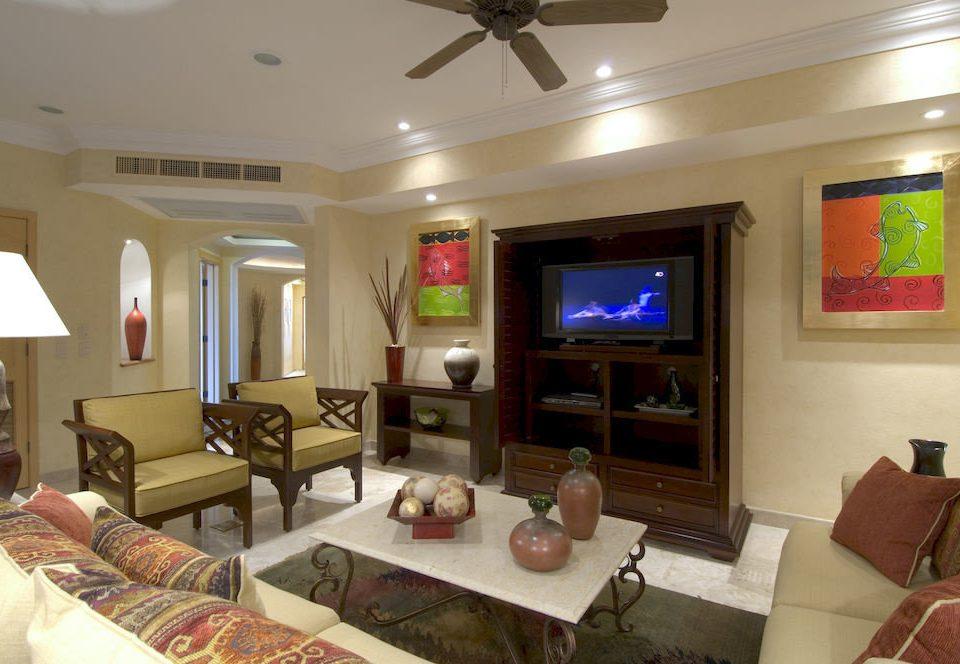 Family Suite Tropical sofa property living room recreation room home cottage condominium Villa mansion Resort flat