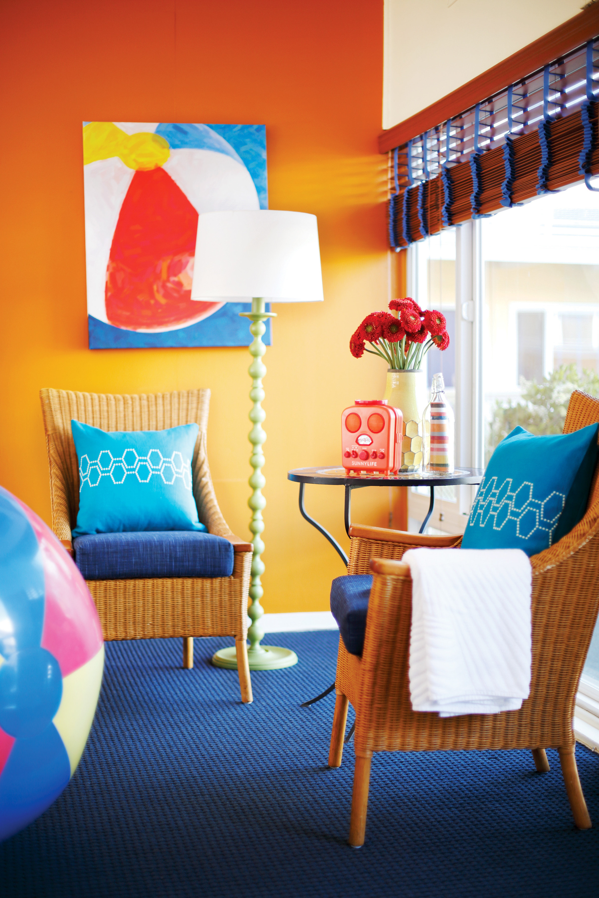 Family Travel Hip Modern Trip Ideas color chair living room Play home colorful colored