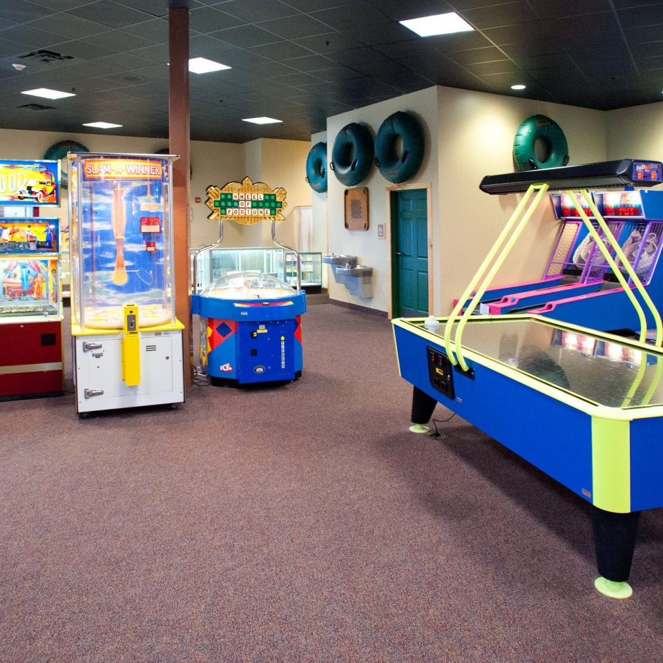 Family Travel Trip Ideas games recreation room Play recreation