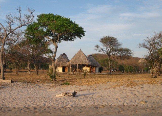 tree sky ground property land lot savanna Village rural area hut home Safari Ranch Farm dirt sandy