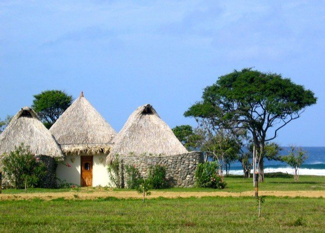 grass sky tree property ecosystem hut house Village rural area cottage Resort Farm