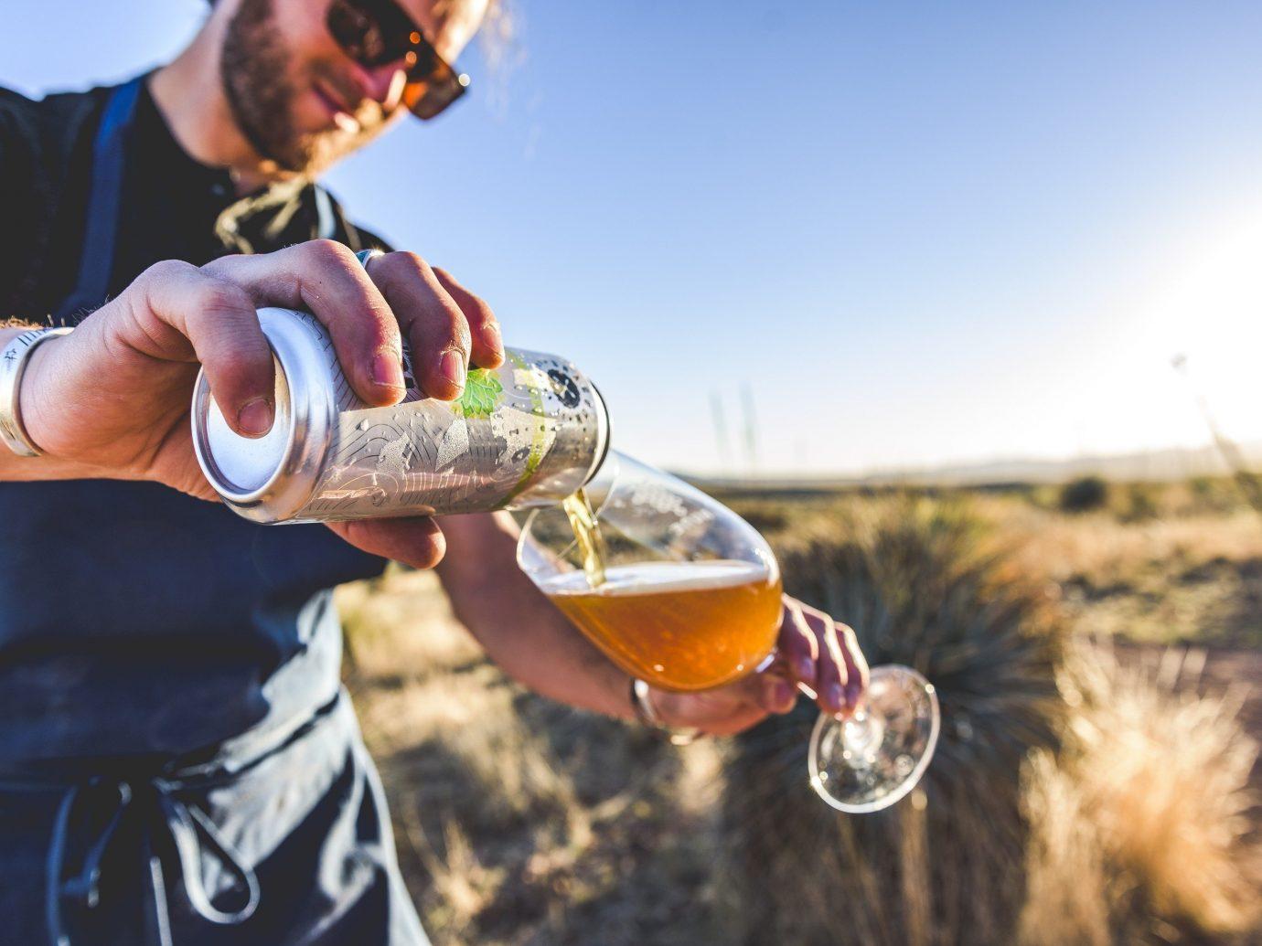 Health + Wellness Meditation Retreats Trip Ideas Yoga Retreats sky person outdoor water Drink sense food drinking