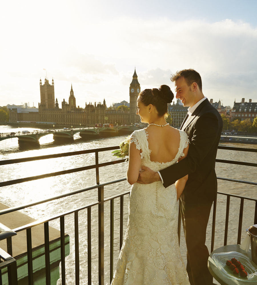 Fence sky photograph man wedding bride ceremony male groom Romance interaction