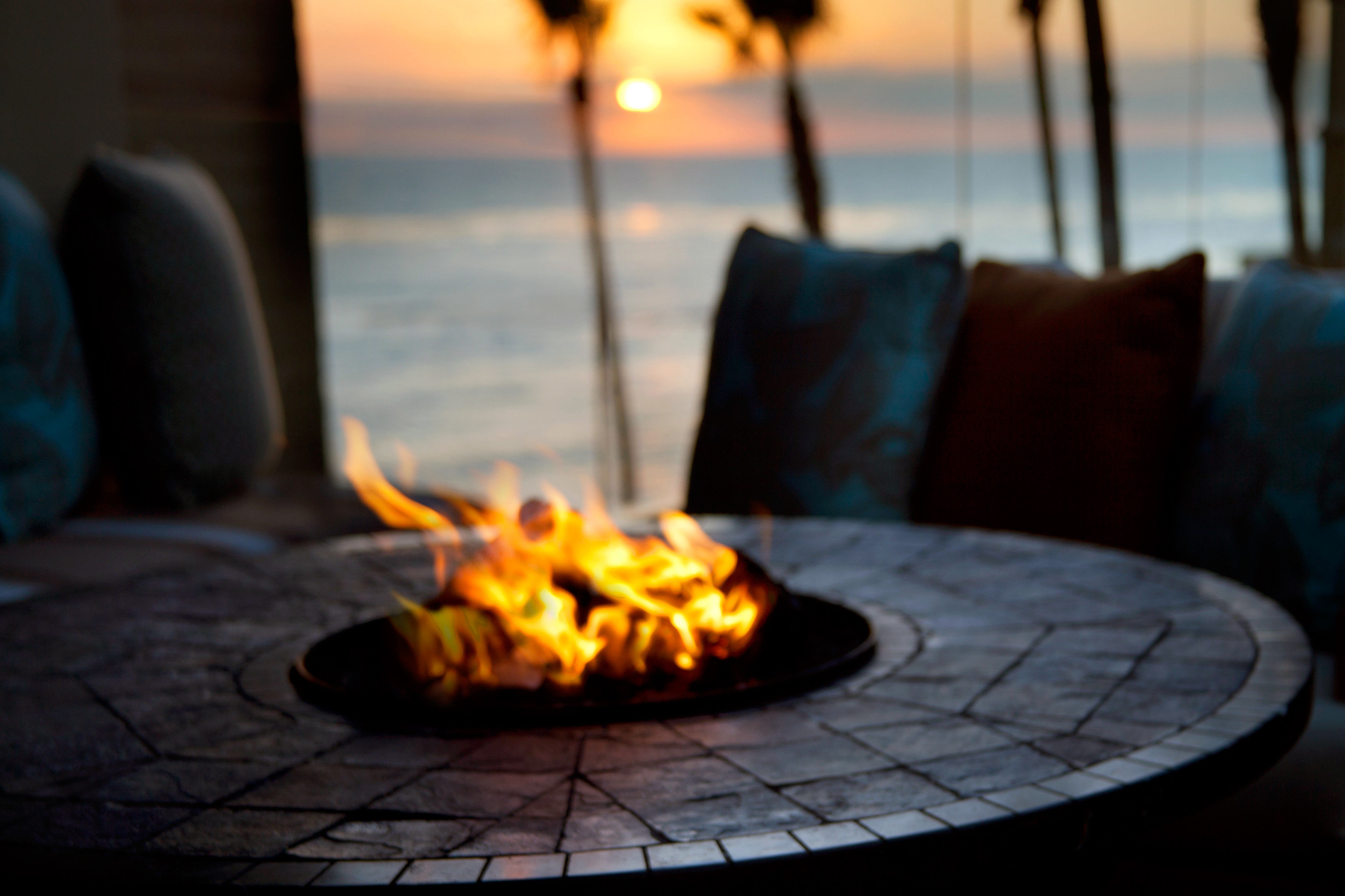 Firepit Hotels Lounge Outdoor Activities Outdoors lighting